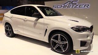 getlinkyoutube.com-2015 BMW X6 ACS6 3.0d by AC Schnitzer - Exterior and Interior Walkaround - 2015 Geneva Motor Show
