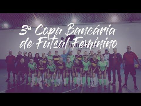3ª copa de Futsal Feminino