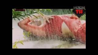 Pori Moni kissing scene with hot songs clip width=