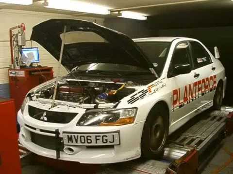 CPR Car Planet Racing World First Twin Turbo'd Mitsubishi Evo 9 RS