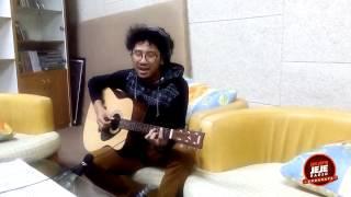 getlinkyoutube.com-[Jeje Lounge] Kunto Aji - Terlalu Lama Sendiri (Accoustic Version)