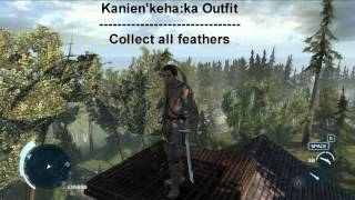 Assassin's Creed 3 - All Outfits (How to get them) [HD]
