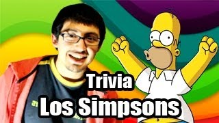 Los simpsons - Trivia Chilenito TV #5