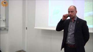 Hållbara livsstilar - Hans Lindberg - Umeås ambitioner att bli Europas miljöhuvudstad