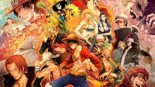 getlinkyoutube.com-Top 100 Strongest One Piece Characters 2015 ワンピース