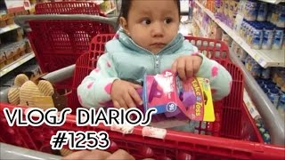 getlinkyoutube.com-NO MAS BIBERON! 12/08/2016 VLOGS DIARIOS DIA #1253