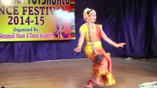 getlinkyoutube.com-Kuchipudi classical dance by Sudhakar Reddy