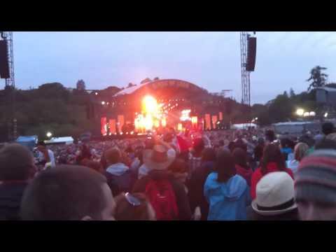 Kings of Leon @ Slane Sex on Fire