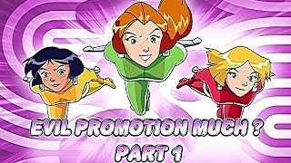 getlinkyoutube.com-Totally Spies! Season 3 - Episode 24 (Evil Promotion Much?, Part 1)