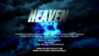 "getlinkyoutube.com-Sony Vegas FREE Template ""HEAVEN"""