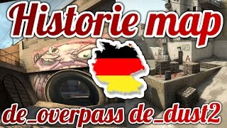 getlinkyoutube.com-CS:GO | HISTORIE MAP | Overpass & Dust II !