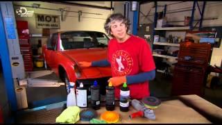 getlinkyoutube.com-Wheeler Dealers - detailing a Porsche 914.avi