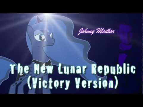 The New Lunar Republic vs The Solar Empire