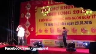 getlinkyoutube.com-Kelvin Khánh gọi điện cho Khởi My ngay trên sk
