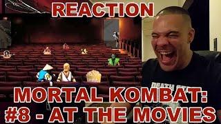 Mortal Kombat: At The Movies REACTION