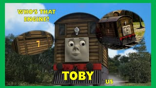 Who's That Engine? - Toby - US - HD