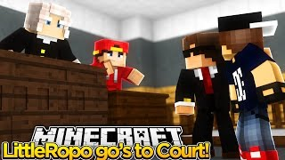 getlinkyoutube.com-Minecraft Adventure - JACK ACCUSES ROPO OF ATTEMPTED MURDER!!