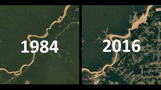IMAGENS-DE-SATLITE-1984-2016-32-Anos-de-Mudanas-na-Terra width=