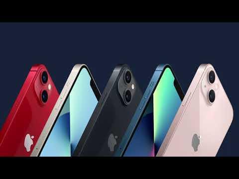 Apple iPhone 13 Mini 128GB - Midnight