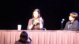 Comicpalooza 2015 — Summer Glau Panel #4