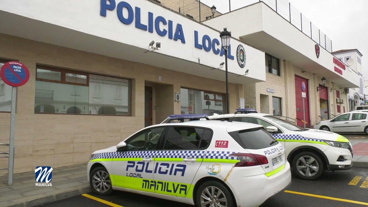 Alcalde y Policía Local, visitan diferentes puntos del municipio