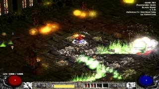 Diablo 2 Mod: MedianXL:Ultimative v7 BowZon-Kabraxis