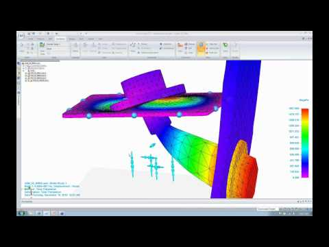 Solid Edge - ST3 Simulation - Ally PLM Lunch Bytes