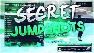 getlinkyoutube.com-Secret Jump Shots on NBA 2K16