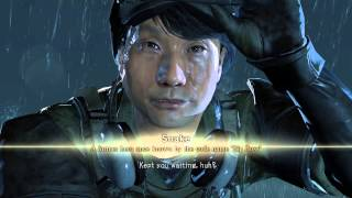 getlinkyoutube.com-Metal Gear Solid V - Ground Zeroes - PC Mods Bruh