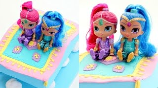 Magic Carpet Cake