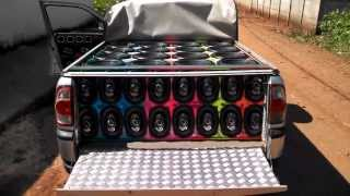 getlinkyoutube.com-16 Pioneer 309 + Banda Viking 7000
