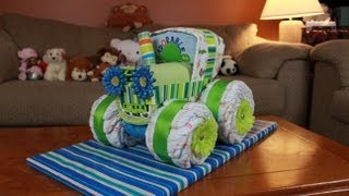 Supplies Needed To Make A Diaper Cake