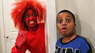 ANGRY SHASHA ATTACKS Bad Baby SHILOH! - Onyx Kids