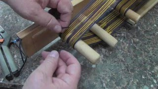 Inkle Loom Weaving
