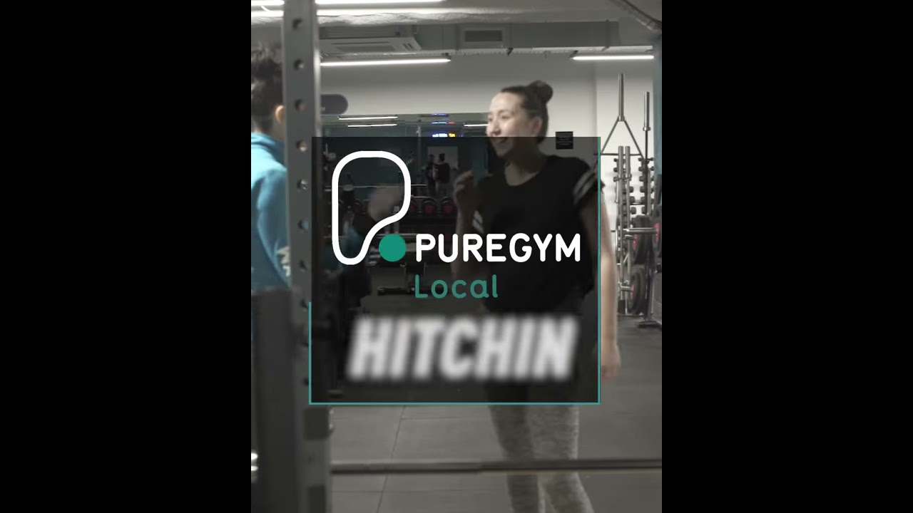 Welcome to PureGym Hitchin