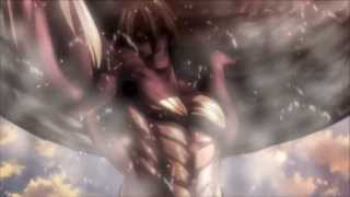 getlinkyoutube.com-Attack on Titan AMV - Lost in the Echo