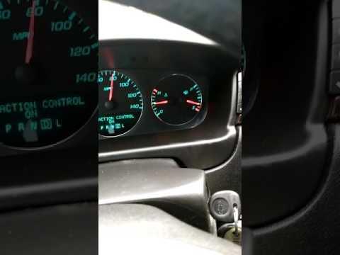 Temporary Stabilitrak temporary fix for Chevy Impala
