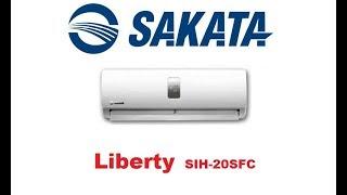 Видеообзор Кондиционера Sakata SIH 20SFCSOH 20VFC Liberty