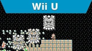 getlinkyoutube.com-Wii U - Super Mario Maker E3 2015 Trailer