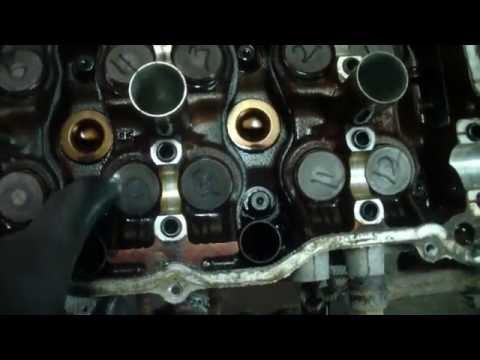 LEXUS RX 330 3MZ- FE ремонт двс часть 1