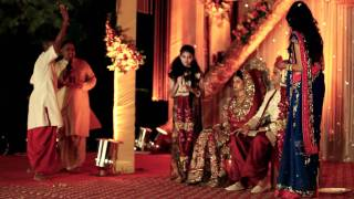 getlinkyoutube.com-Vishal & Neha - Wedding Teaser