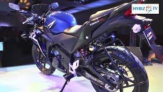 getlinkyoutube.com-Honda CBR 150R Price in India Rs 1.29 lakh - Hybiz.tv