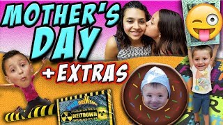 getlinkyoutube.com-BUTT-iful MOTHERS DAY / Family Festival Fails & Falls & Shawns Sunny Funny Face (FUNnel Vision Vlog)