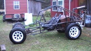 getlinkyoutube.com-VW Dune Buggy Build Part 1