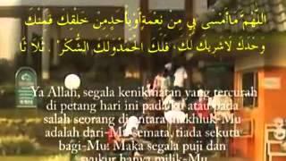 Al-Ma'tsurat -Doa-zikir di Petang Hari - YouTube.FLV
