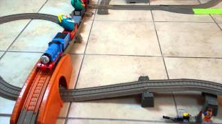 getlinkyoutube.com-Thomas and Friends Track Master Ultimate Track Pack
