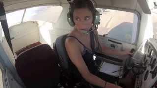 getlinkyoutube.com-My Solo Flight! Cessna 152