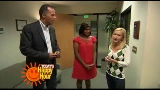 getlinkyoutube.com-MSNBC visits the set of The Office (Part 1/2)