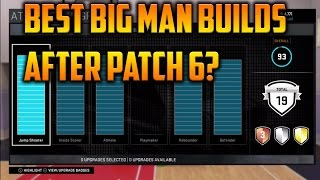 getlinkyoutube.com-NBA 2K16 The Best Big Men Attribute Builds After Patch 6? Inside Or Outside