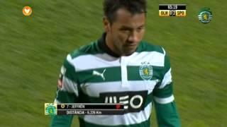14J :: Olhanense - 0 x Sporting - 2 de 2012/2013